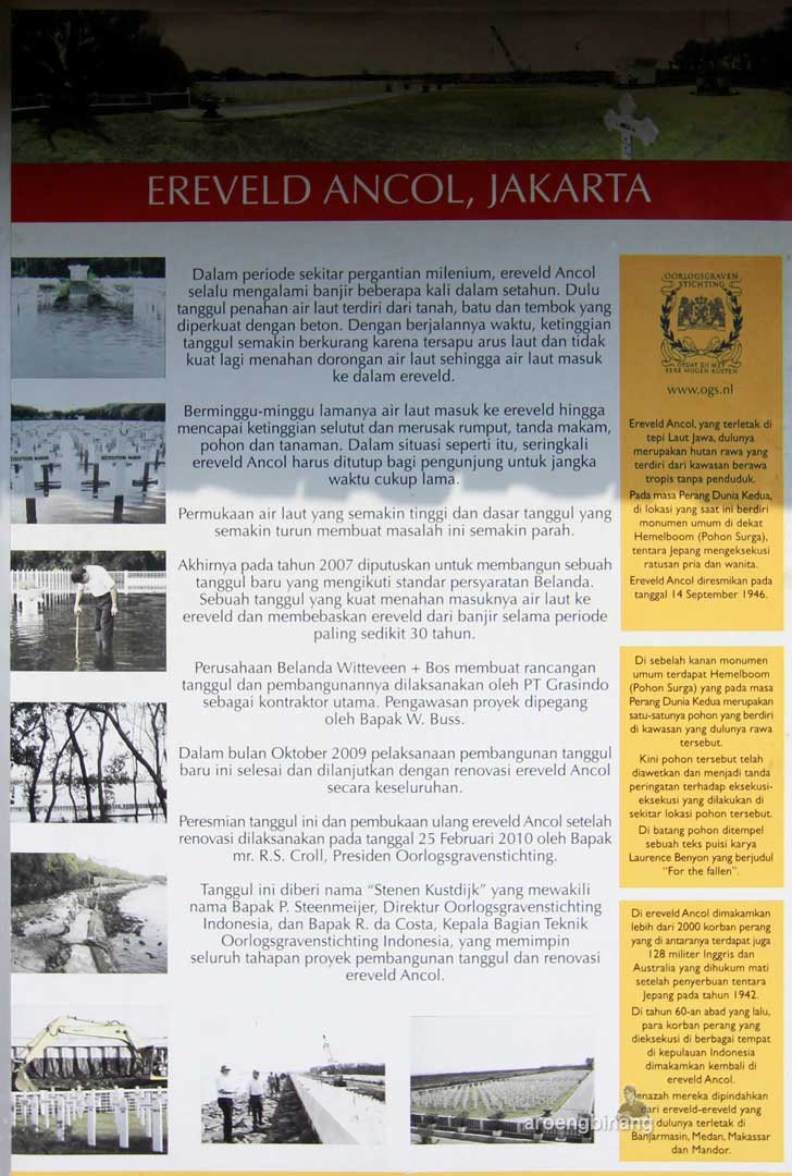 sejarah ereveld ancol jakarta