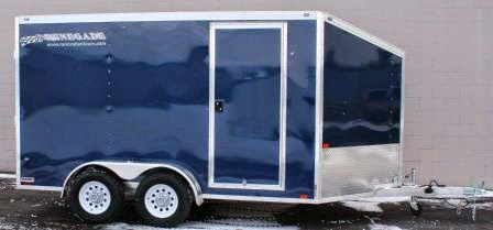The Benefits of An All Aluminum Cargo Trailer | TrailerShowroom.com Blog