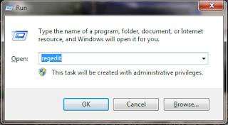 Cara merubah gambar background saat logon windows