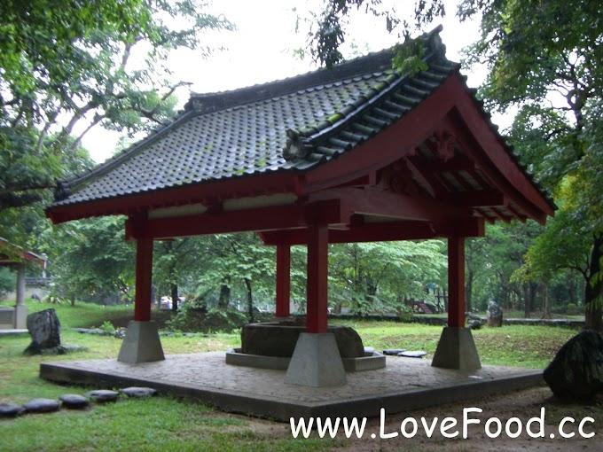 嘉義東區-嘉義神社遺址(嘉義公園內)-充滿歷史的手水舍與石燈籠-Kagi Jinja