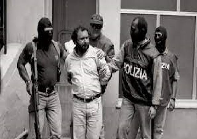 Per fine pena, Giovanni Brusca, fedelissimo di Totò Riina lascia il carcere di Rebibbia