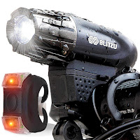 Blitzu Gator 320 USB Rechargeable Bike Light