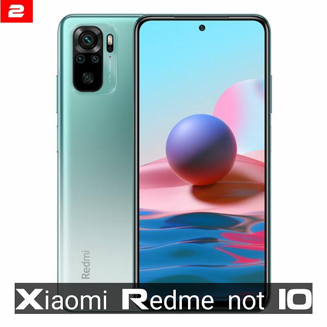 مواصفات و سعر هاتف Xiaomi Redmi not 10