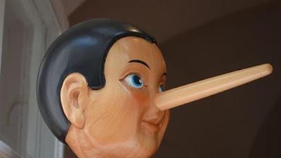 Pemimpin yang suka Berbohong