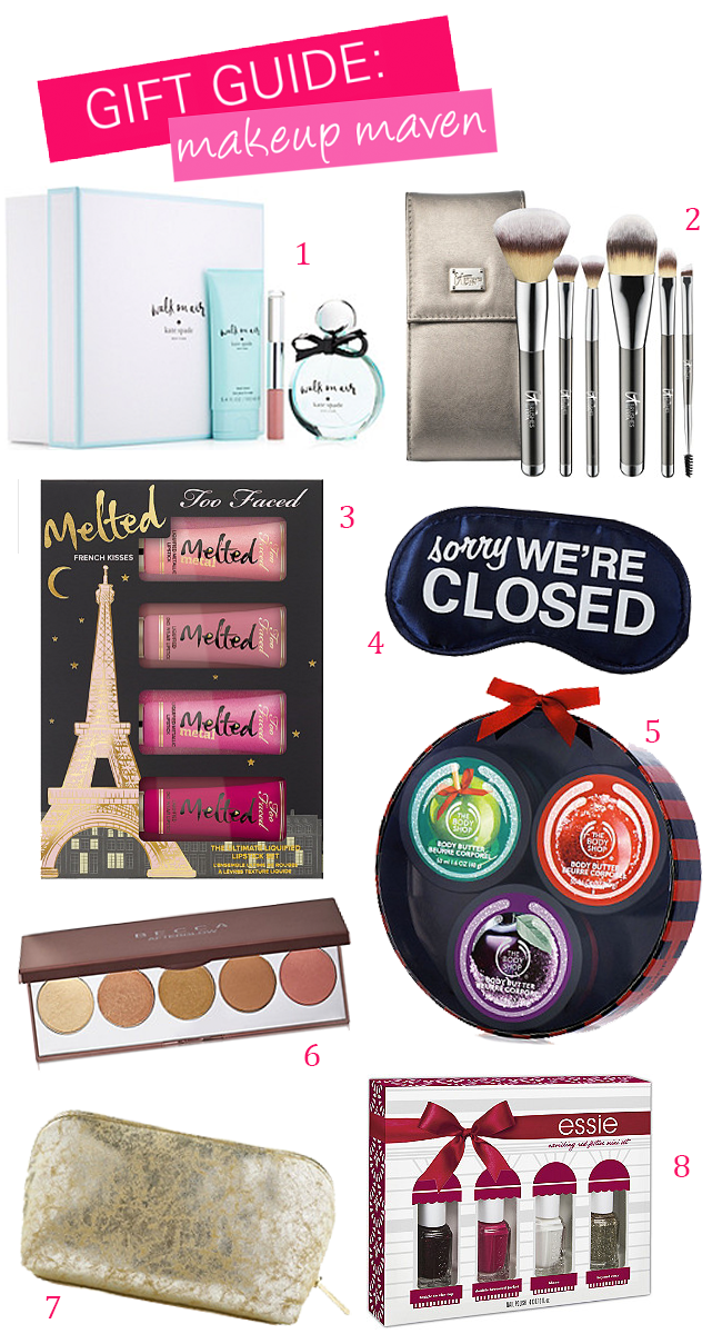Holiday Gift Guide:Beauty Lover