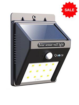Motion Detect Solar Power Outdoor LED Light