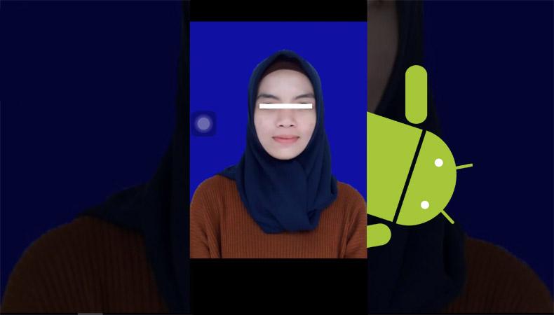 Cara Mengganti Background Pas Foto di HP Android dengan Aplikasi Picsart