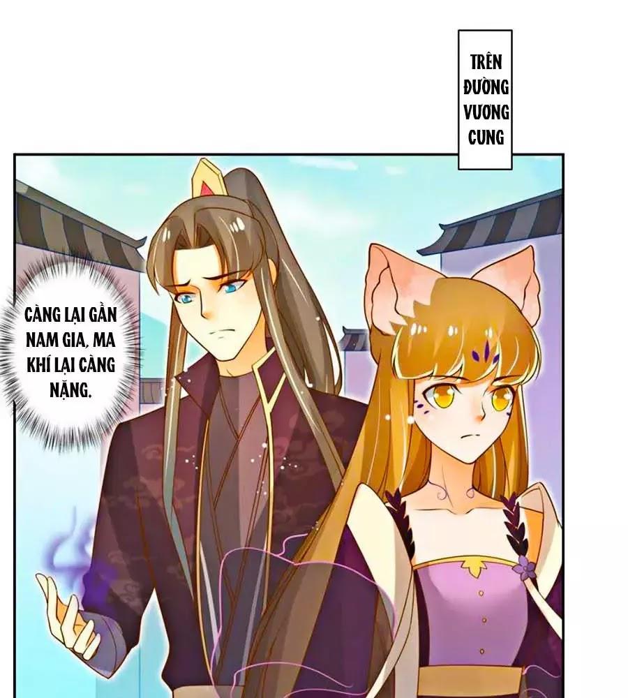 Thanh Khâu Nữ Đế: Phu Quân Muốn Tạo Phản chap 114 - Trang 17