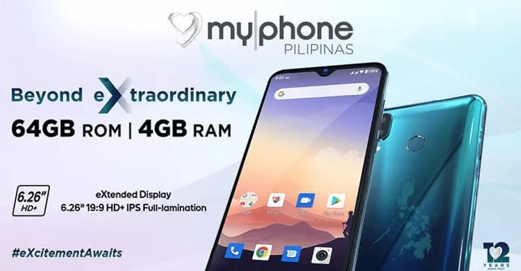 MyPhone myX212 to Launch Soon