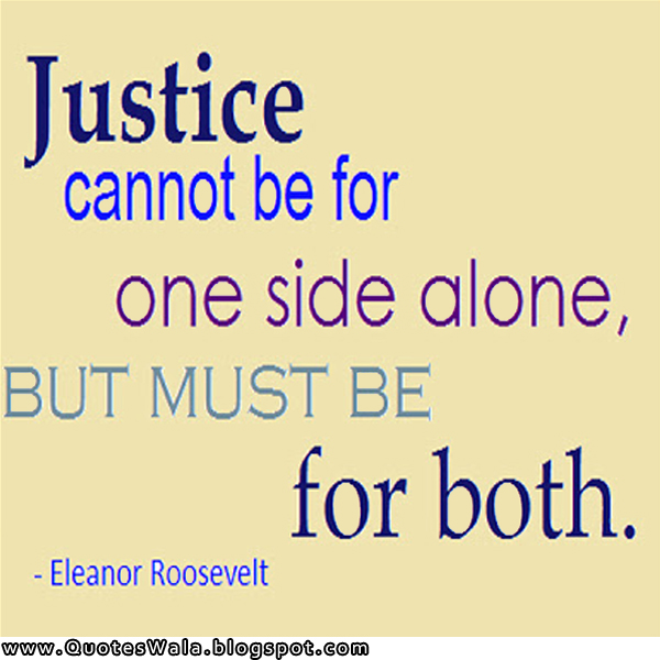 Quotes About Justice: Daily Quotes At QuotesWala