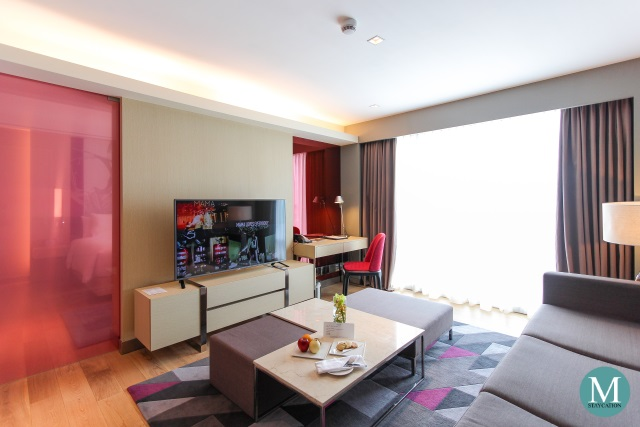 Executive Suite at Novotel Manila Araneta City