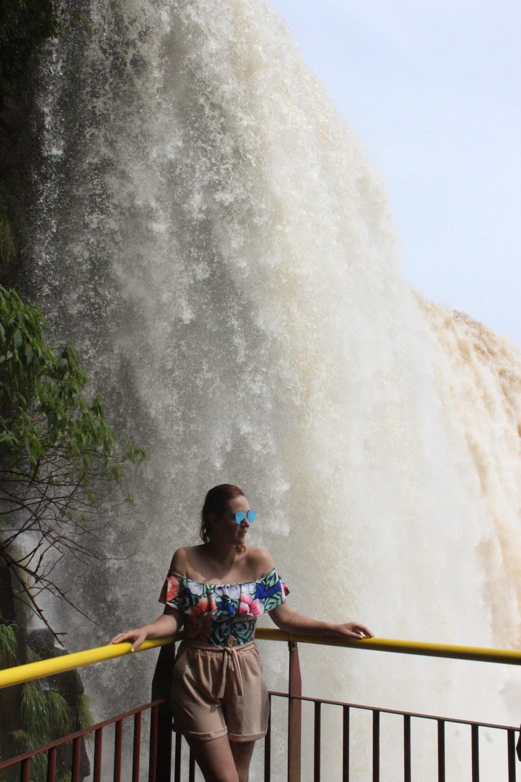 Cataratas del Iguazu Lado Brasileño turismo