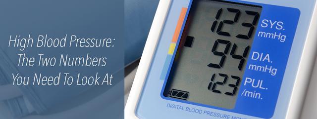 tekanan darah sistolik dan diastolik