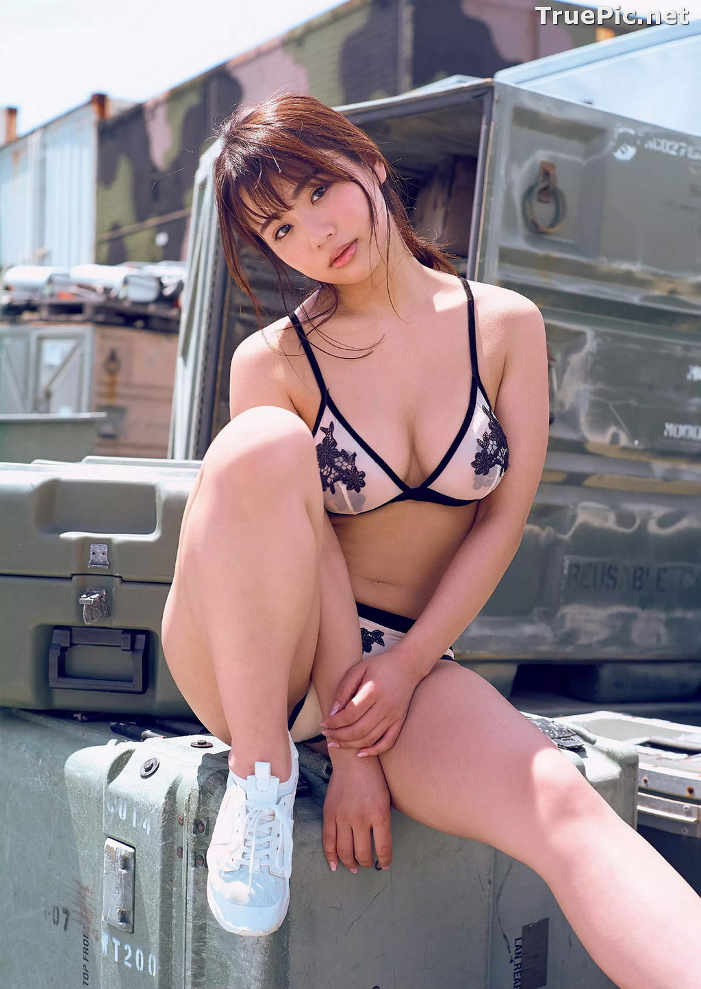 Image Japanese Actress And Model – Natsumi Hirajima (平嶋夏海) - Sexy Picture Collection 2021 - TruePic.net - Picture-5