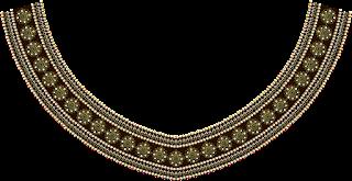 Jwellery-kurti-neck-textile-print