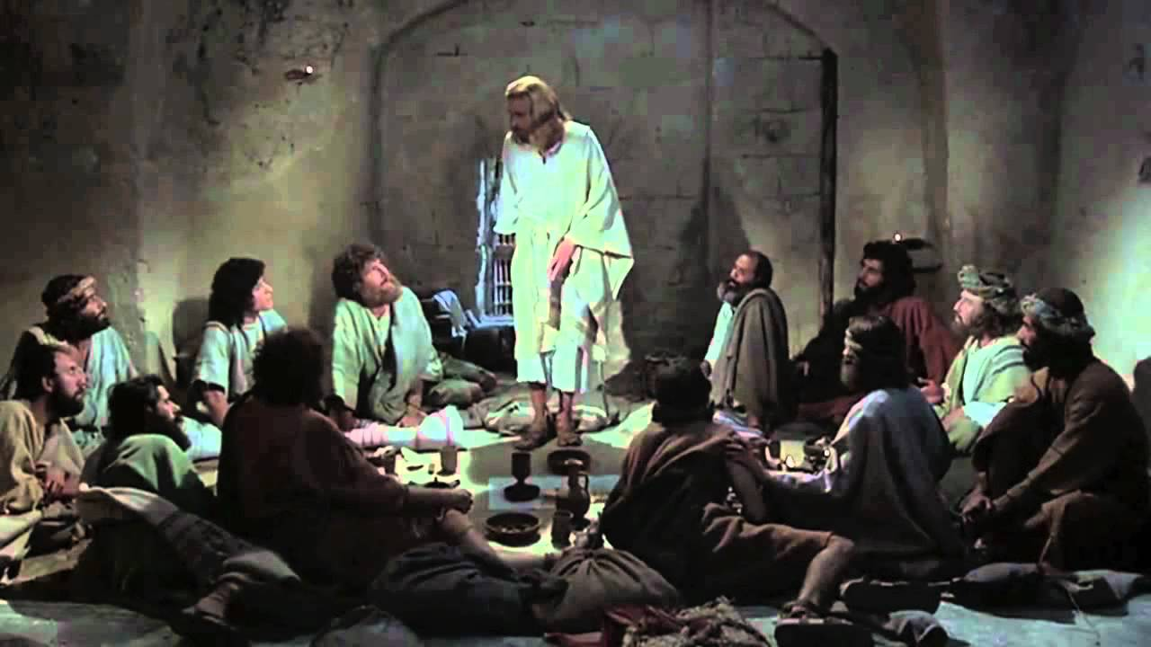 the last supper life of christ part 6