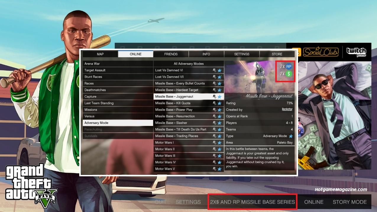 Cum să dai bani în GTA Online