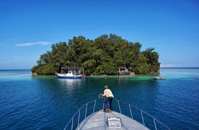 5 Tempat Wisata Terindah di Pulau Seribu di Provinsi DKI Jakarta