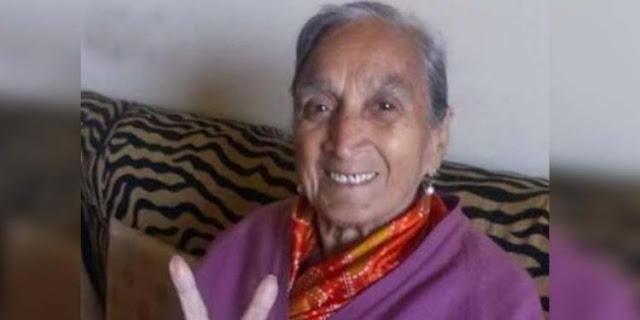 Sikkim's first female journalist Santosh Nirash passes away at 92