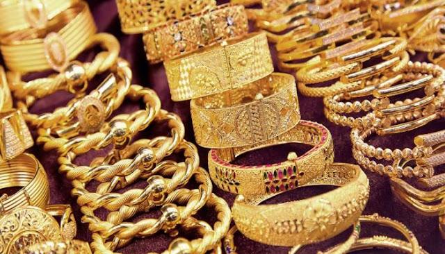 أسعار الذهب فى سلطنة عمان وسعر غرام الذهب اليوم فى السوق السوداء اليوم الثلاثاء 8/12/2020