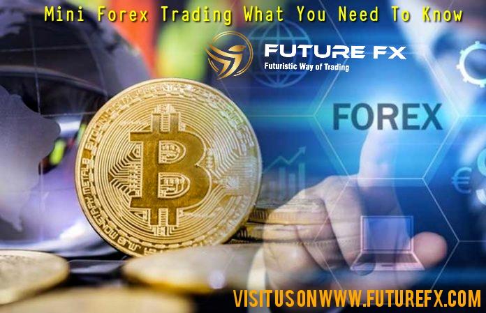 trading forex mini