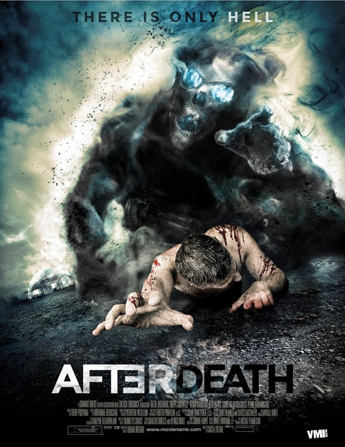AfterDeath pôster e trailer