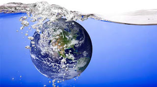 المياه على كوكب الأرض