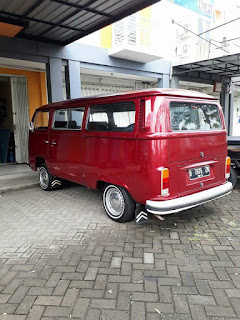 LAPAK MOBIL VW KLASIK : VW Kombi 1979 Wa 081330561936