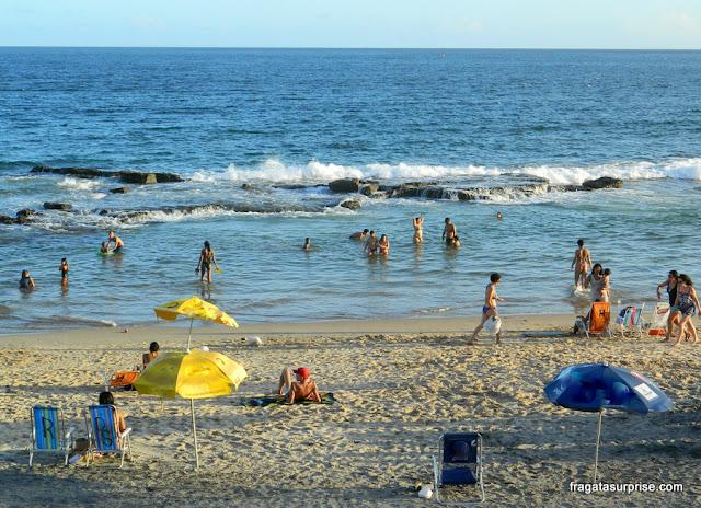 Praia do Farol da Barra, Salvador