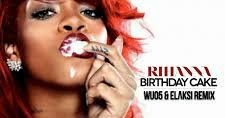 Cool United Lyrics Birthday Cake Lyric Rihanna Funny Birthday Cards Online Alyptdamsfinfo