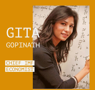 Gita Gopinath wiki biography ,salary