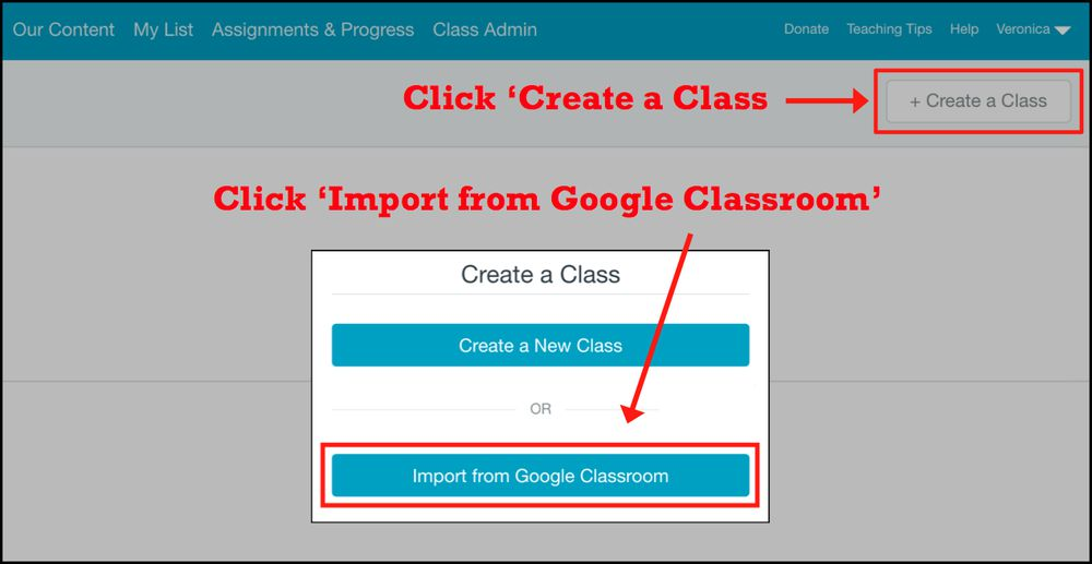 Readworks Now Integrates With Google Classroom Jomaliaband