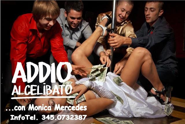 Spogliarellista Addio al Celibato Puglia Campania Calabria Molise