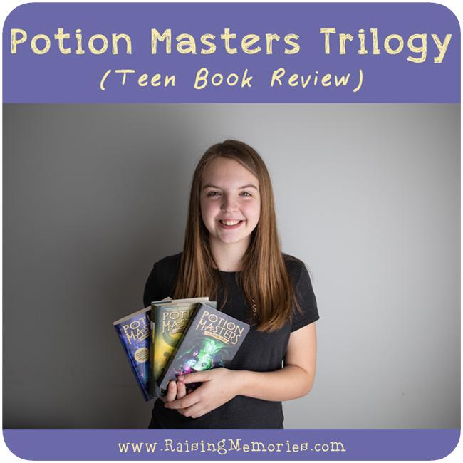 Teen Book Reviews on Raising Memories Blog