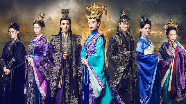 Download Drama China The Princess Wei Young Batch Sub Indo