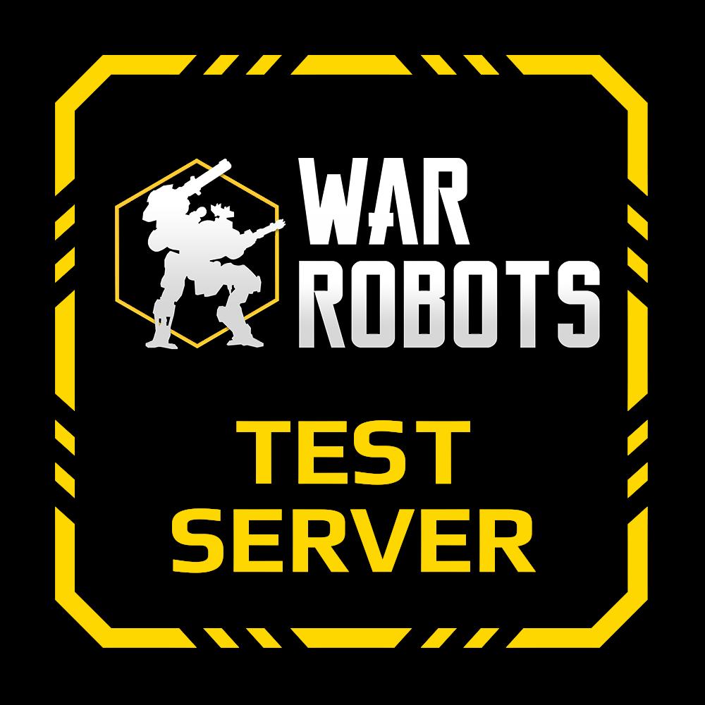 test server logo