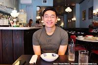 Me at Cafe China