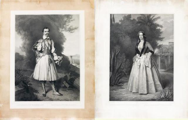 Ο Αναπλιώτης Κρεμύδας και η Φουστανέλα του βασιλιά Όθωνα