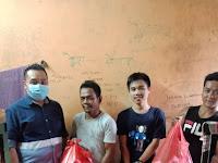 Peduli Penderitaan TKI, DPC DPLN Gerindra Johor, Malaysia Bantu sesama PMI/TKI.