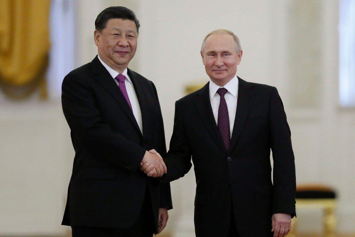 5G China Russia