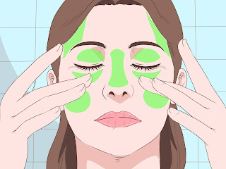 How to do Eye palming