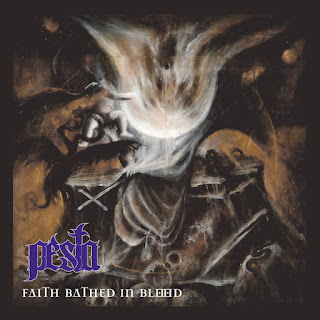 "Ο δίσκος των Pesta ""Faith Bathed in Blood"""