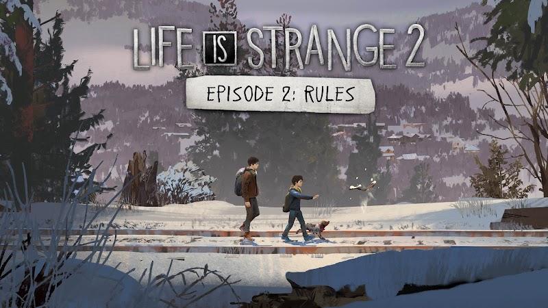 LIFE IS STRANGE 2: EPISODE 2 - RULERS