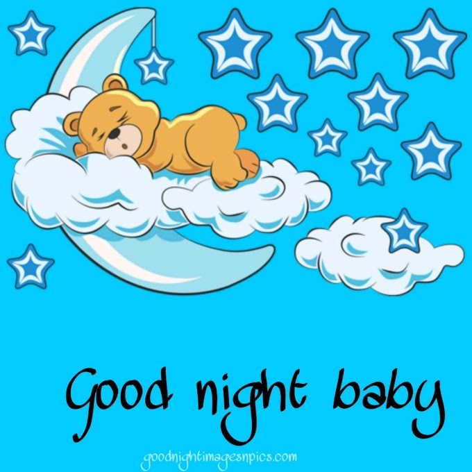 Lovely images of good night | Cute lovely good night images for whatsapp  - goodnightimagesnpics.com