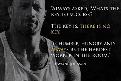 Top Inspirational Dwayne Johnson Quotes