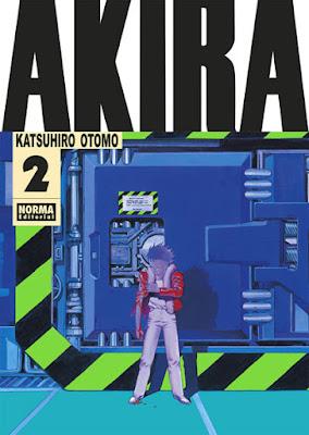 Reseña de AKIRA Edición Original vol. 2, de Norma Editorial.