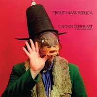 captain beefheart trout mask replica 1969