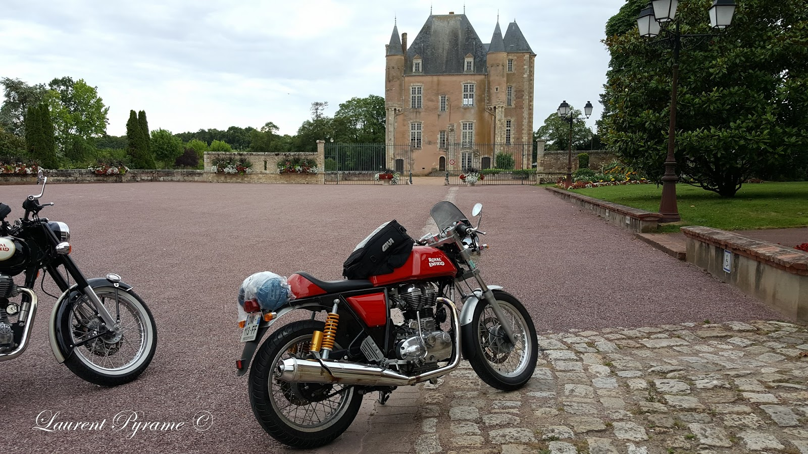 l 39 aventure royal enfield road trip en indre 900 km en