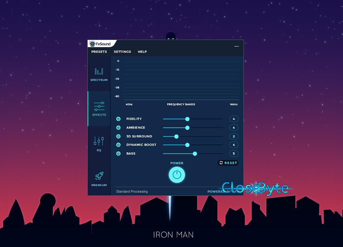 FxSound Enhancer (DFX Audio Enhancer)