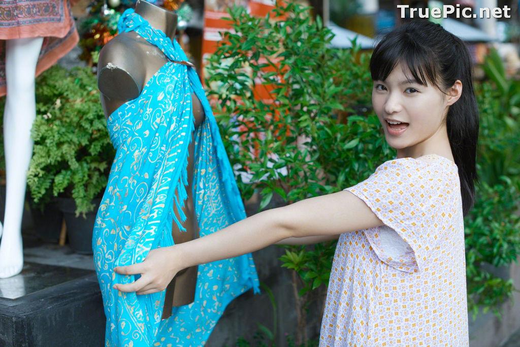 Image Wanibooks NO.121 - Japanese Gravure Idol - Mizuki Hoshina - TruePic.net - Picture-1